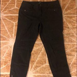 Ralph Lauren gray riding pants